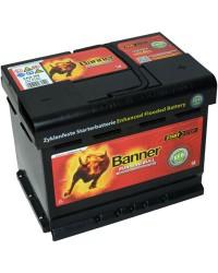 Batterie marine AGM EFB - 60 Ah - 241 x 175 x 190 mm - D