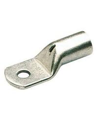 Cosse cuivre étamé - câble 90 mm² - trou 13.4 mm