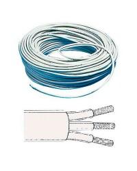 Câble électrique tripolaire - 3 x 2.5 mm² - le mètre