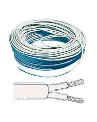 Câble électrique bipolaire - 2 x 4 mm² - le mètre