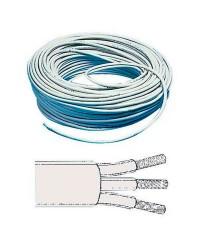 Câble électrique tripolaire pour pompe - 1.5 mm² - le mètre