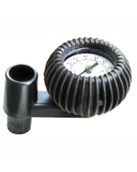 Manomètre pour pneumatiques 0.5 bar Standard