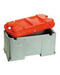 Bac à batterie grande capacité 1 batterie - 120 à 200 A - 600 x 300 x 320 mm