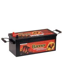 Batterie marine mixte grande capacité - 180 Ah - 514 x 223 x 195 mm - G