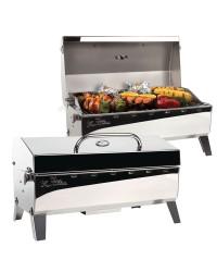Barbecue à gaz Stow N Go 160 - thermomètre+piézoélectrique