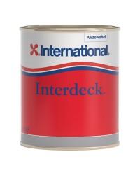 Antidérapant INTERDECK Blanc 001 0.75L