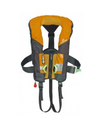 Gilet SL 180 Pro-sensor, harnais, sous cutale - orange