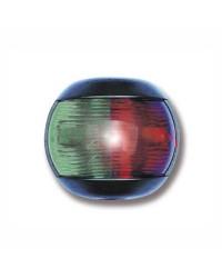Feu de navigation OM - noir - bicolore - Blister de 1