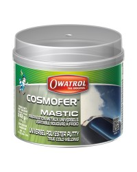 Mastic polyester universel COSMOFER - 1 kg