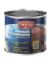 Primaire anticorrosion OWATROL- CIP - 0.5 litre