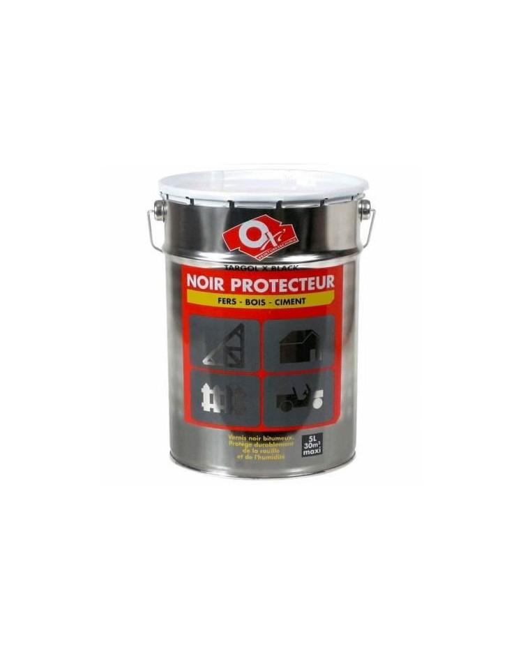 Peinture bitumeuse pour carène TARGOL X BLACK - 5 L