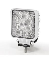 Projecteur étanche à LED - carré - 8 x 3 W