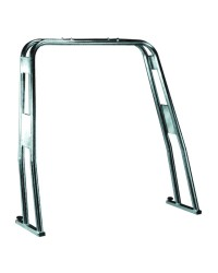 Roll bar - tube inox 30 mm - H120 cm - 125 / 220 cm