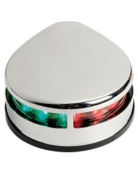 Feu de navigation LED Evoled pour pont - inox - bicolore