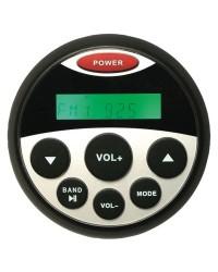 Auto radio MP3 étanche - USB - Bluetooth