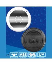Haut parleur FUNK - la paire - 80 W - noir