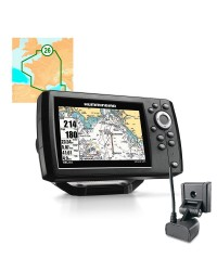 PACK GPS HELIX 5 CP + carte NAVIONICS France