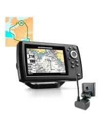 PACK GPS HELIX 5 CP + carte NAVIONICS France