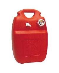 Nourrice réservoir plastique Alpha - 22 litres - avec jauge mécanique