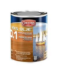 Saturateur pour bois DEKS OLJE D1 - 1 litre