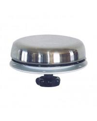 Aérateur à plat inox diam. 115 mm