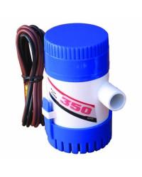 Pompe de cale centrifuge - 350 - 1325 l/h - 12 V