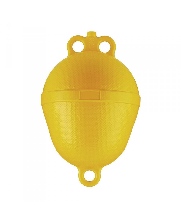 Bouée poire de corps mort - jaune