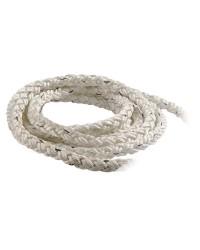 Amarres Tresse en Polyester - ø22 mm - blanc