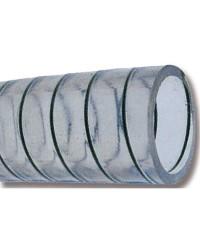 Tuyau PVC spiralé - Ø 45 x 58 mm
