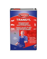 Dégrippant et lubrifiant TRANSYL - 5 litres