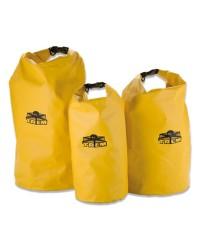 Sac de bord étanche Tbag - PVC jaune - 52 x Ø 20 cm - 18 L