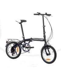 Vélo pliant - roues 20'' -  6 vitesses - 13 Kg