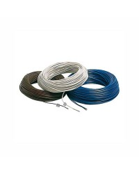 Câble électrique unipolaire - 1.5 mm² rouge - 100M