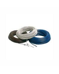 Câble électrique unipolaire - 6 mm² noir 100M