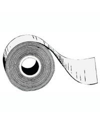 Tissu canots gris - au mètre