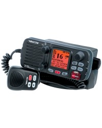 VHF fixe RT550BT - Bluetooth - Noire