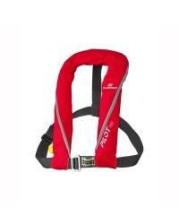 Gilet Pilot 165 Hammar+ harnais rouge