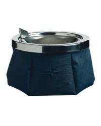 Cendrier - skay bleu - diamètre 115 mm