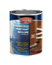 Antirouille MARINE OIL - 1 litre