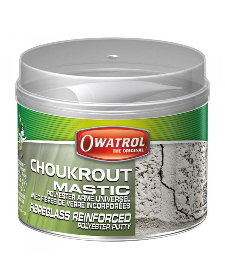 Mastic polyester CHOUKROUT 600 g