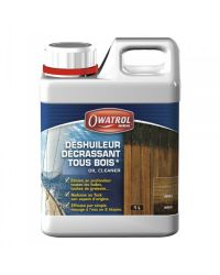 Déshuileur bois OIL CLEANER - 2.5 L