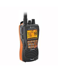 VHF Cobra Marine MR HH 600 GPS BT EU nero