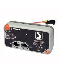 """Gonfleur électrique pour canots """"Turbo Maxi kit"""" 12V"""