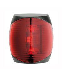 Feu de navigation Sphera II rouge corp en ABS noir
