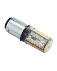 Ampoule LED - BA15D - 12/24 V - 200 lumens - Blister de 1