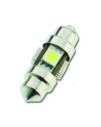 Ampoule LED - navette 31 mm - 12 V - 60 lumens - Blister de 2