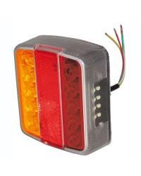 Feu arrière D-G à 4 lampes