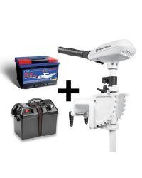 PACKTENDER 40 Riptide 40 + Power center + Batterie 62AH