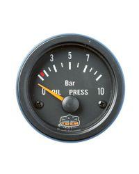 Afficheur pression d'huile avec capteur - G Line - Ø 52 mm - noir