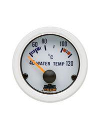 Afficheur température d'eau avec sonde - G Line - Ø 52 mm - blanc
